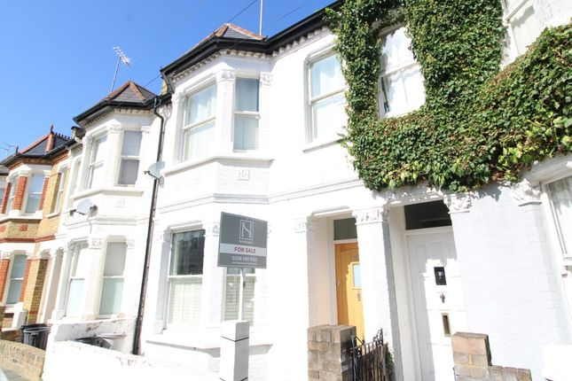 Thumbnail Terraced house for sale in Claxton Grove, London