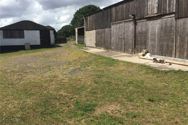 Thumbnail Land for sale in Maythorne Farm, Scholebrook Lane, Bradford
