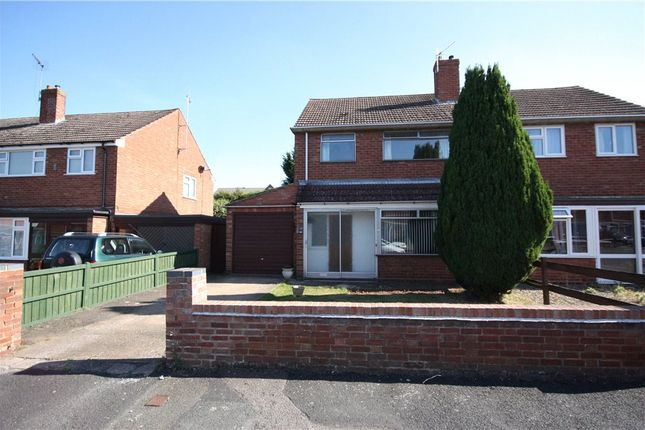 Front Aspect of Birchfield Close, Worcester, Worcestershire WR3
