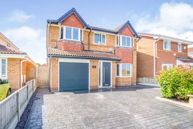 Thumbnail Detached house for sale in Millhouse Lane, Moreton, Wirral
