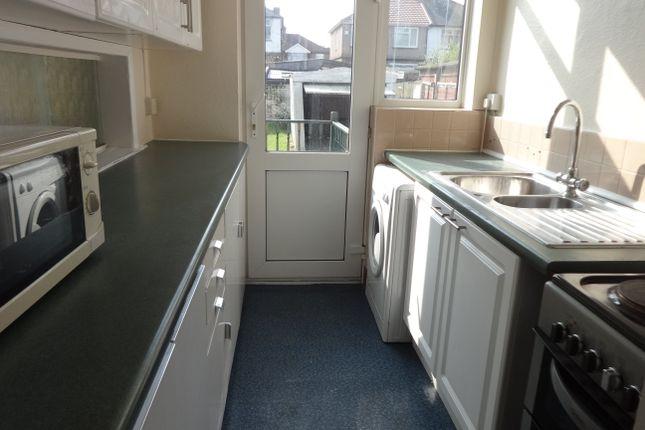 Thumbnail Semi-detached house to rent in Dellfield Crescent, Cowley, Uxbridge