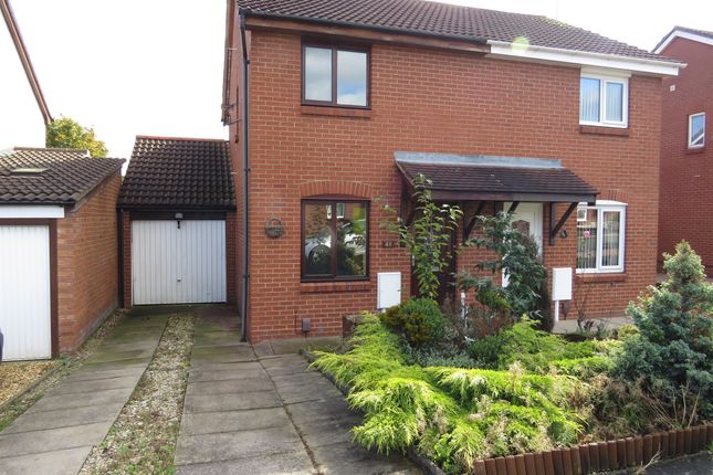 Thumbnail Semi-detached house for sale in Ambleside, Brownsover, Rugby