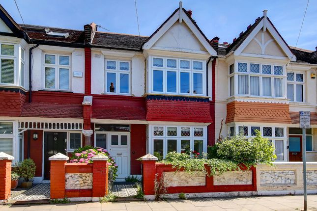 Terraced house to rent in Rannoch Road, Hammersmith, London
