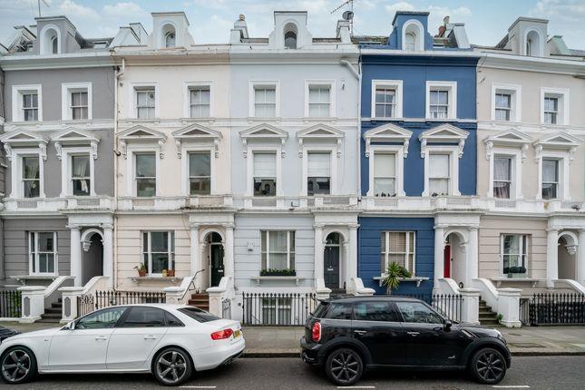Exterior of Ladbroke Crescent, London W11