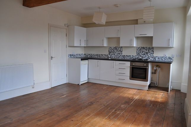 Thumbnail Maisonette to rent in Old Tiverton Road, Exeter