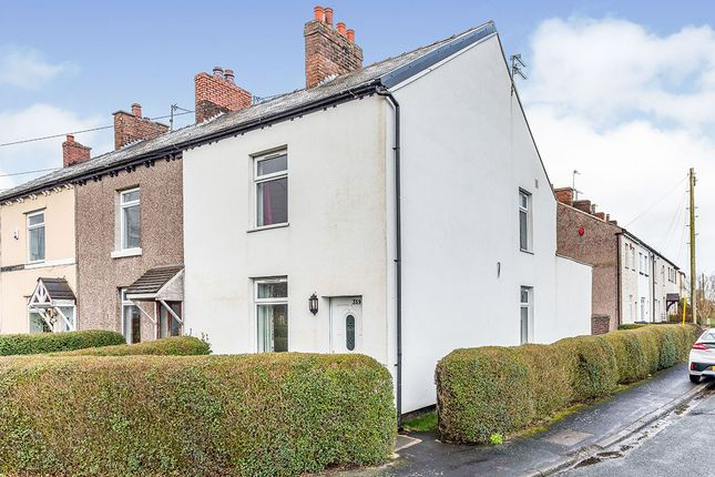 Thumbnail End terrace house for sale in Lyelake Lane, Bickerstaffe, Ormskirk, Lancashire