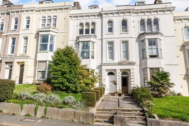 Thumbnail Terraced house for sale in Greenbank, Plymouth, Devon