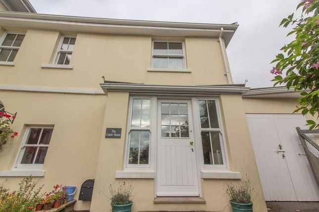 Thumbnail Semi-detached house to rent in The Coach House, Blackberry Lane, Onchan