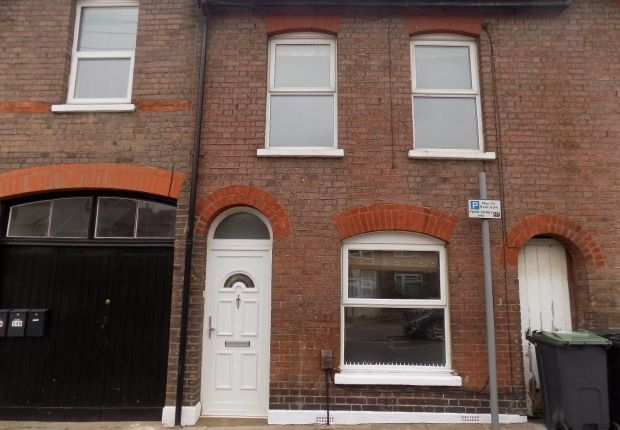 Thumbnail Terraced house to rent in Jubilee Street, Luton