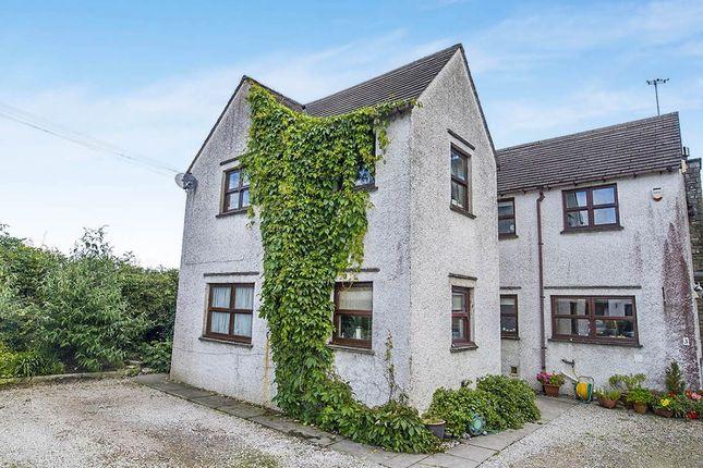 Thumbnail Semi-detached house for sale in Church Bank Gardens, Burton, Carnforth