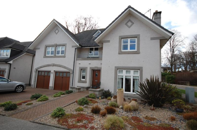 Thumbnail Detached house to rent in Kepplestone Gardens, Aberdeen, 4Dh