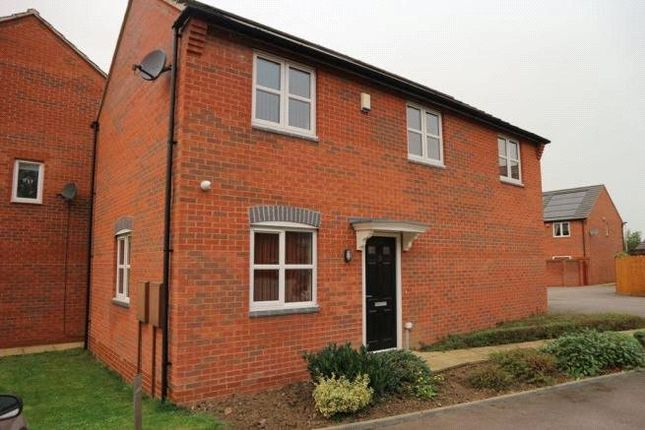 Thumbnail Maisonette for sale in Beagle Close, Leicester