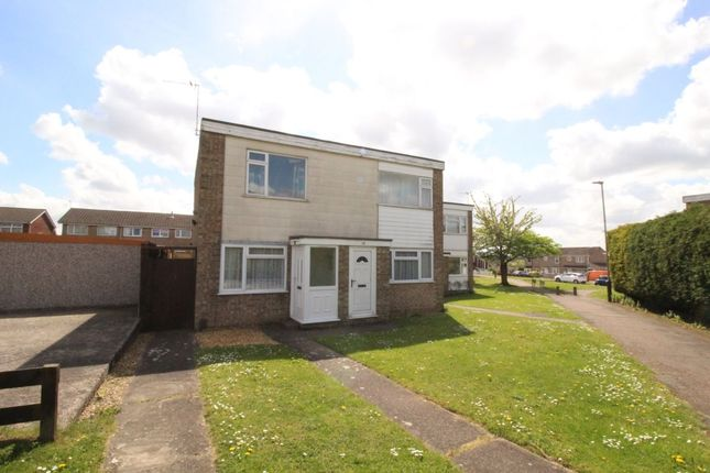 Thumbnail Flat for sale in Wessex Drive, Western Park, Leicester
