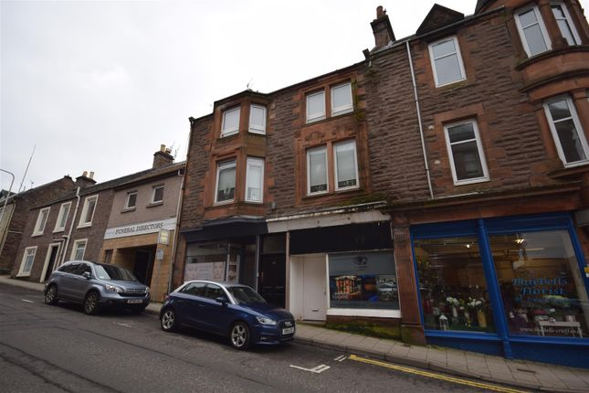 Thumbnail Flat for sale in King Street, Crieff