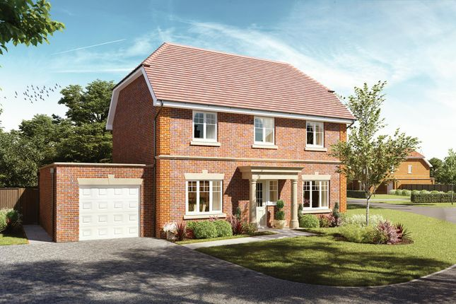 Thumbnail Detached house for sale in The Woodlands Collection, Kingswood, Kings Ride, Ascot, Berkshire