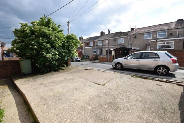 Front Court Yard of Raby Avenue, Easington, County Durham SR8