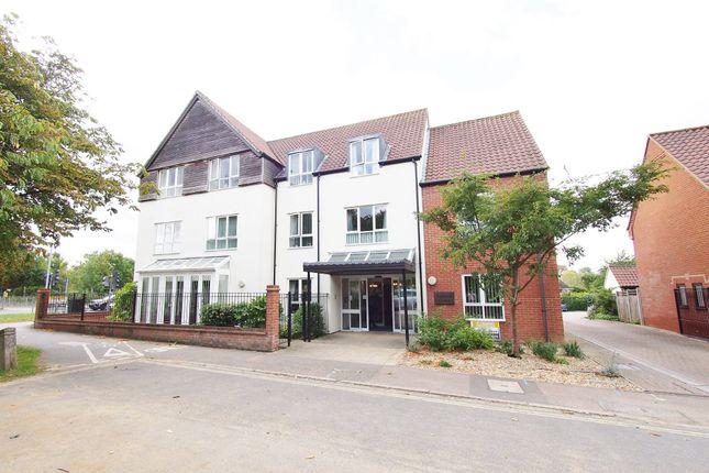Thumbnail Flat for sale in Fairland Street, Wymondham