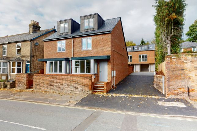 Thumbnail Town house for sale in Out Westgate, Bury St. Edmunds