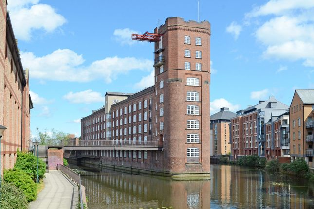 Thumbnail Flat to rent in Rowntree Wharf, Navigation Road, York