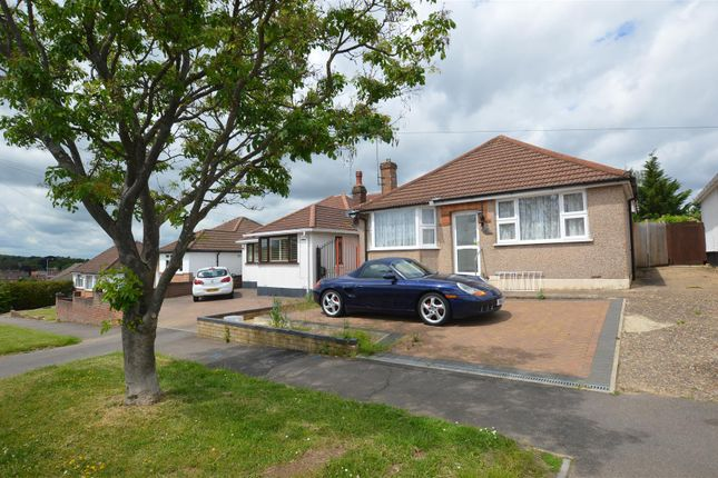 Thumbnail Detached bungalow for sale in Penrose Avenue, Watford