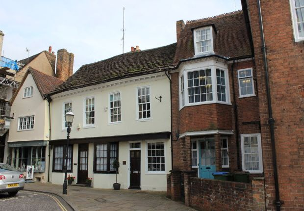 Thumbnail Office for sale in 13Market Square, Horsham