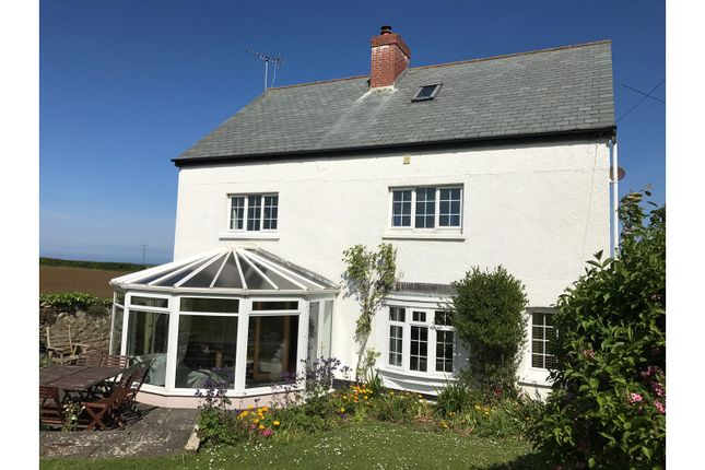 Thumbnail Detached house for sale in Poughill, Bude