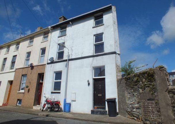 Thumbnail End terrace house for sale in Clarke Street, Douglas, Isle Of Man