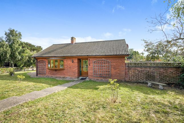 3 bed detached bungalow for sale in Cleaves Drive, Walsingham NR22
