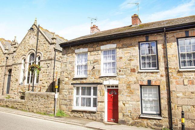 Thumbnail Semi-detached house for sale in Fore Street, Chacewater, Truro