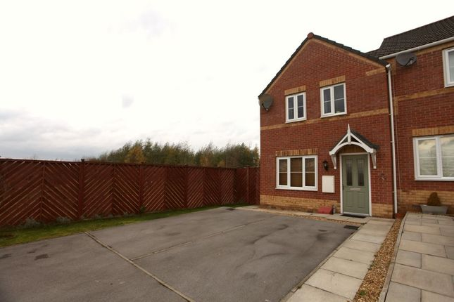 Thumbnail Terraced house to rent in Shafton Gate, Goldthorpe, Rotherham