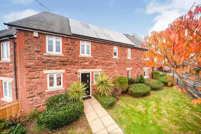 3 bed terraced house for sale in Burge Crescent, Cotford St. Luke, Taunton TA4