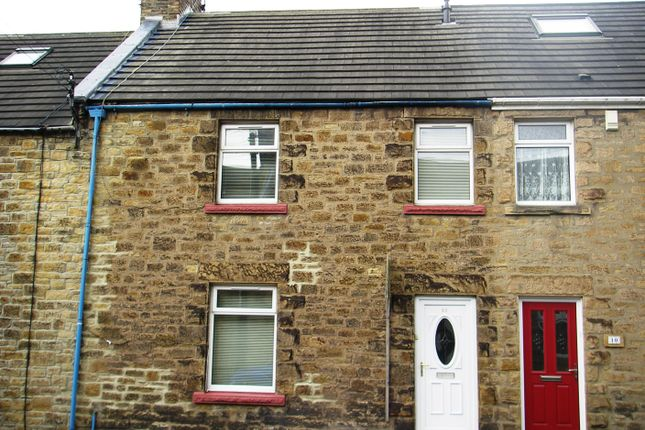 Thumbnail Terraced house to rent in Cort Street, Blackhill, Consett