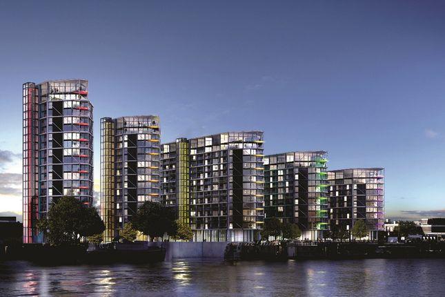 Thumbnail Flat for sale in Kirtling Street, London