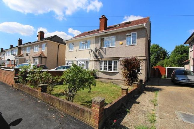 Thumbnail Semi-detached house to rent in Mansfield Drive, Hayes, Middelsex