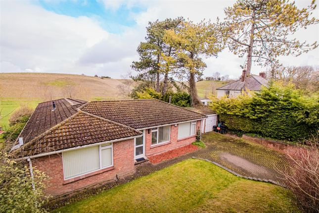 Detached bungalow for sale in The Street, Liddington, Swindon