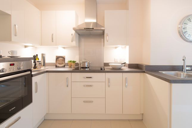 Typical Kitchen of Student Village, Gower Road, Sketty, Swansea SA2