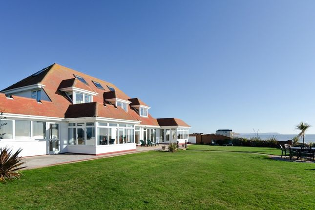 Thumbnail Detached house for sale in Southbourne Coast Road, Bournemouth, Dorset