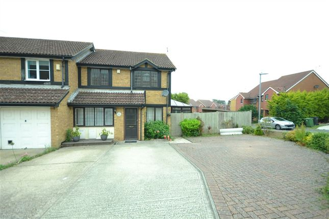Thumbnail Semi-detached house to rent in Gleneagles Drive, St Leonards-On-Sea, East Sussex