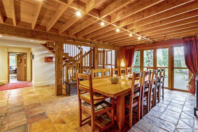 Dining Room of The Borough, Brockham, Betchworth, Surrey RH3