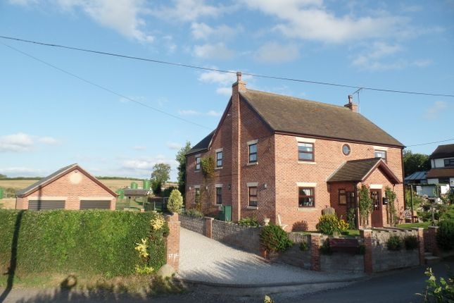 Thumbnail Detached house for sale in 1 Park Lane, High Offley, Stafford
