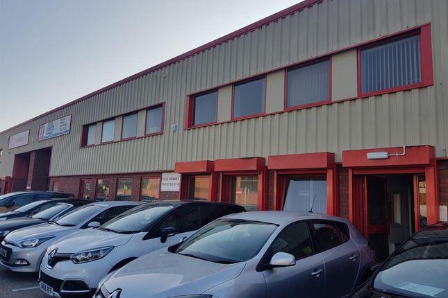 Thumbnail Parking/garage for sale in Unit 21 & 23 Wainwright Street, Aston