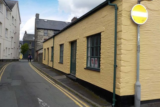 Thumbnail Property to rent in Units 2 & 3, Machynlleth