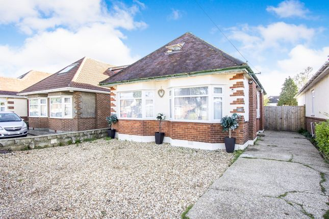 Thumbnail Detached bungalow for sale in Western Avenue, Bournemouth