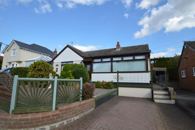 Thumbnail Detached bungalow for sale in Spring Lane, West Bergholt, Colchester