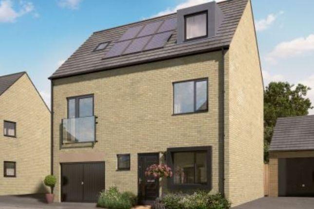 Thumbnail Semi-detached house for sale in Sinatra Drive, Oxley Park, Milton Keynes, Buckinghamshire