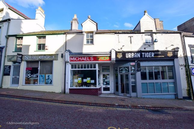 Thumbnail Property for sale in Market Street, Holyhead