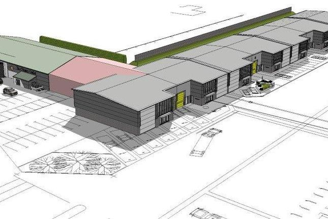 Thumbnail Light industrial to let in Dianthus Business Park, Common Lane