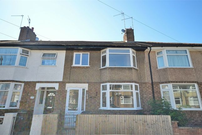 Thumbnail Terraced house to rent in Penrhyn Road, Far Cotton, Northampton