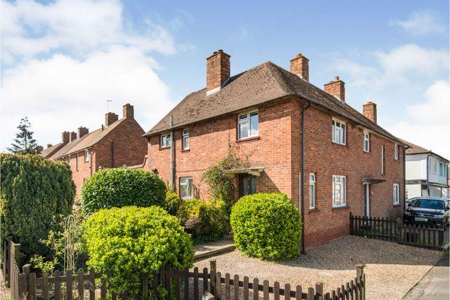 3 bed semi-detached house for sale in Western Way, Basingstoke RG22