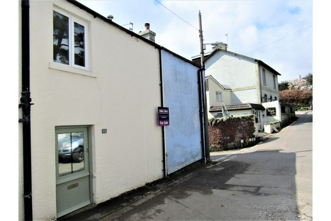 Thumbnail Cottage for sale in Clanage Street, Bishopsteignton Nr Teignmouth